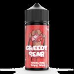 Greedy Bear by Vape Distillery | Chubby Cheesecake | 100ml Shortfill | 0mg Nicotine