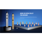 SMOK   Stick R22 All-In-One / AIO Kit   2000mAh   2ml RPM Compatible Tank