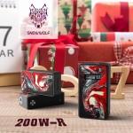 Snowwolf | 200W-R Box Mod | 235W | Dual 18650