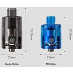 Freemax | GEMM Disposable Tank | G1 Stainless Steel Coil | 0.12 Ohm | Pack of 2 | 2ml | 25mm