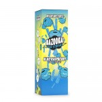 Bazooka! Sour Straws | Blue Raspberry | 100ml Shortfill | 0mg