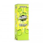 Bazooka! Sour Straws   Green Apple   100ml Shortfill   0mg