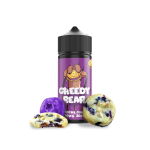 Greedy Bear by Vape Distillery | Bloated Blueberry | 100ml Shortfill | 0mg Nicotine