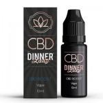 CBD Dinner Lady - 10ml E-Liquid - CBD BOOST