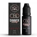 CBD Dinner Lady - 10ml E-Liquid - SWEET FRUITS