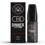 CBD Dinner Lady - 30ml E-Liquid - SWEET FRUITS