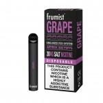 Frumist | Disposable Pod E-Cigarette Kit | 400mAh / 450-500 Puffs | 20mg Nicotine Salts | Various Flavours