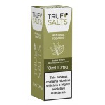 True Salts | Menthol Tobacco | 10ml Single | 10mg / 20mg Nicotine Salts