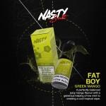 Nasty Salts   Fat Boy   10ml Single   10mg / 20mg Nicotine Salts