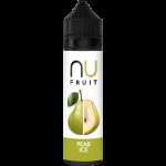NU Fruit - Pear Ice - 50ml Shortfill - ZERO Nicotine