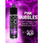 Drip Down E-Liquid - Pink Bubbles - 50ml Shortill - ZERO Nicotine