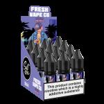 Fresh Vape Co Salts | Purple District | 10ml Single | 10mg / 20mg Nicotine Salts