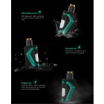 Geek Vape - Aegis Tengu 2-In-1 Squonk Kit (Comes with Squonk Section Included)