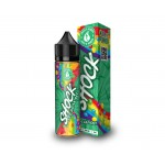 Juice N' Power Shock Series - SHOCK SPEARMINT - 50ml Shortfill - ZERO Nicotine