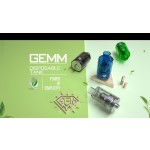 Freemax - GEMM Disposable Tank - G1 Single Mesh Coil - 0.15 Ohm - Pack of 2