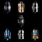 Vaperz Cloud | Trilogy | 2ml Dual Coil RTA | 30mm