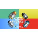 Freemax - Fireluke 2 Mesh Tank 2ml - Graffiti Edition (Comes with free spare glass)