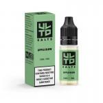 ULTD Nic Salts | APPLE BLOW | 10ml Single | 10mg / 20mg Nicotine Salt