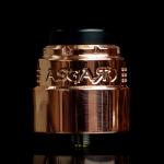 Vaperz Cloud   ASGARD MINI   Dual Coil Semi-Postless RDA   25mm