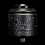Vaperz Cloud x Suicide Mods | Valhalla Nightmare Collaboration | Dual Coil RDA | 28mm
