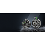 Wotofo | Troll X RTA | 24mm | Dual Coil Rebuildable Tank Atomiser