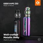 Geek Vape   Z50 Kit   50W   2000mAh   2ml Z Nano Tank