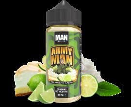 "One Hit Wonder - ""Man"" Series - ARMY MAN - 100ml Shortfill - ZERO Nicotine"