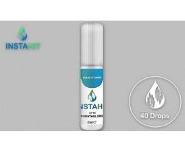 Instahit | 2ml Menthol Flavour Drops for Cigarette Filters | 1 x Single Bottle