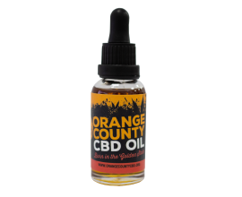 Orange County CBD | Full Spectrum CBD Oil Tincture | Various CBD Strengths