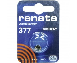 Renata Batteries - 377 (Single Pack) - RWB377