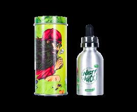 """Nasty Juice """"Yummy Fruity"""" - Green Ape - 50ml Shortfill - ZERO Nicotine"""