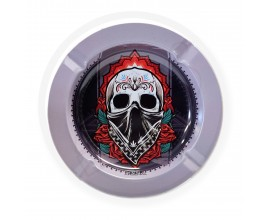 Smoke Arsenal Ash Tray | 001 Blunts & Bandanas | 13.5cm Diameter