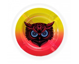 Smoke Arsenal Ash Tray | 005 Late Owl | 13.5cm Diameter