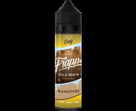 Frappe - Banoffee - 50ml Shortfill - ZERO Nicotine