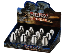 3-Part Metal Bullet Grinder (Single) - BG3
