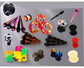 Body Jewellery Mix - 100 Pieces - BJMIX