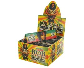 Bob Marley Kingsize Slim Papers (50) - BOBKS