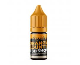 Orange County CBD | E-Liquid CBD Booster Shot | 10ml Single | 1000mg CBD