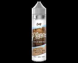 Frappe - White Chocolate Mocha - 50ml Shortfill - ZERO Nicotine