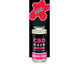 CBDEaze - 300mg CBD - Strawberry Custard