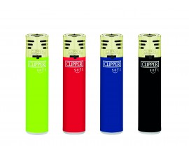Clipper Lighters   Electronic Jet Lighters   Soft 1   Tray of 40