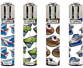 Clipper Lighters | Holidays | Tray of 40 | CLIPHOLIDAYS
