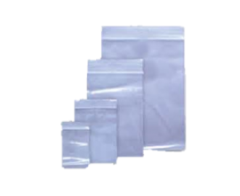"Grip Seal Bags - 75mm x 80mm (3"" x 3.25"") - GSB7580"