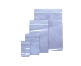 "Grip Seal Bags - 50mm x 50mm (2"" x 2"") - GSB50"