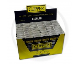 Clipper - Tar Reducing Cigarette Filter - Tray of 48 Packs