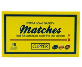Matches - Clipper Matches (120 x 24) - CLIPMATCH