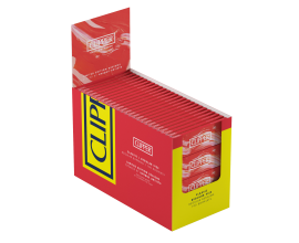 Clipper - Red Regular Papers (100) - CLIPRED