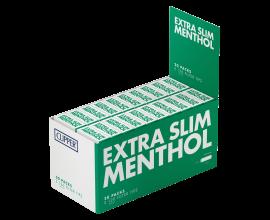 Clipper - Extra Slim Menthol Filters (20) - CLIPMXSLIM20