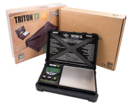Triton T3 400g x 0.01g Digital Scales - DS40