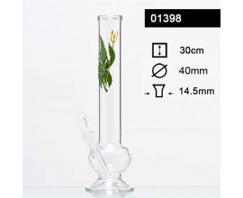 30cm Glass Cannadevil Waterpipe - GB1398